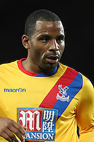 LONDON, ENGLAND - AUGUST 23:  Jason Puncheon of Crystal Palace in action during the EFL Cup Second Round match between Crystal Palace and Blackpool at Selhurst Park on August 23, 2016 in London, England.  (Photo by Christopher Lee/Getty Images)