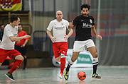 Futsal: Deutsche Meisterschaft 2016, Viertelfinale, , Hamburg Panthers - Holzpfosten Schwerte 3:0, Hamburg, 19.03.2016<br /> <br /> © Torsten Helmke
