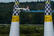 The race is on with the knock out stage of the heats - Red Bull Air Race World Championships at Ascot Race Course. A combination of high speed, low altitude and extreme manoeuvrability make it only accessible to the 'world's most exceptional pilots'. 12 pilots compete in the Master Class category in eight races across the globe for the title of 2014 Red Bull Air Race World Champion. The objective is to navigate an aerial racetrack featuring air-filled pylons in the fastest possible time, incurring as few penalties as possible. All 12 pilots race with a standardised propulsion package – a high-performance, race-tuned standardised engine (Lycoming Thunderbolt) and standardised propellers (Hartzell 3-bladed). They do have a chooice of 3 single engine/seater aircraft - the Zivko Aeronautic Edge 540, the MXS-R and the Hungarian University of Aviation's Corvus Racer 540 - all cappable of around 230kts and of surviving high G forces, 10+. A new feature of the 2014 Red Bull Air Race World Championship is the debut of the new Challenger Cup, giving a new generation of talented pilots from around the world a chance to race. Entertainement is provided by the Red Arrows and the Breitling Wingwalkers, amongst others.  Ascot Racecourse, High St, Ascot, Berkshire, UK.