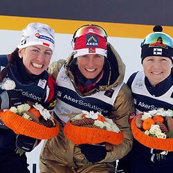 20110228: NOR, FIS Nordic World Ski Championships 2011 in Holmenkollen, Ladies Cross Country 10km