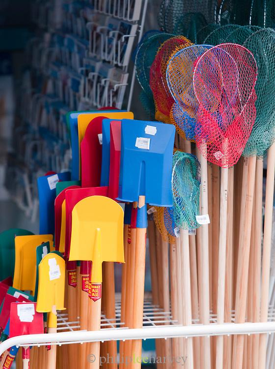 Nets for sale in Saint-Martin-de-Ré, Ile de Ré, France