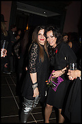 NANCY DELL D'OLIO, Nightclubbing book launch: Richard Young. Rosewood. London, 252 High Holborn, 24 November 2014.