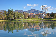 Photos of Rancho Santa Margarita Lake, Orange County California