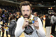 TORONTO, CANADA - FEBRUARY 12:  during the NBA All-Star Celebrity Game Presented by Mountain Dew as part of 2016 All-Star Weekend at the Ricoh Coliseum on February 12, 2016 in Toronto, Ontario, Canada. NOTE TO USER: User expressly acknowledges and agrees that, by downloading and/or using this photograph, user is consenting to the terms and conditions of the Getty Images License Agreement.  Mandatory Copyright Notice: Copyright 2016 NBAE (Photo by Chris Marion/NBAE via Getty Images)