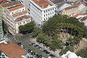 Recife_PE,  Brasil.<br /> <br /> Imagem aerea do centro historico de Recife, Pernambuco.<br /> <br /> Aerial view of historical center of Recife, Pernambuco.<br /> <br /> Foto: LEO DRUMOND / NITRO