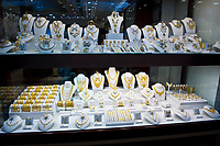 Jewelry store, Gold Souk, Dubai, United Arab Emirates