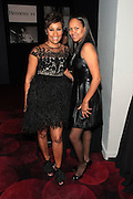 November 3, 2012- New York, NY:  (L-R) Desiree Rogers, CEO, Johnson Publishing Company and Crystal Rogers, Public Relations, Johnson Publishing Company at the EBONY Power 100 Gala Presented by Nationwide held at Jazz at Lincoln Center on November 3, 2012 in New York City. The EBONY Power 100 Gala Presented by Nationwide salutes the country's most influential African Americans.(Terrence Jennings) .