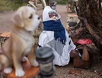 06.01.2014 Wasilkow woj podlaskie N/z szopka w sanktuarium w Swietej Wodzie fot Michal Kosc / AGENCJA WSCHOD