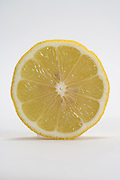 cross cut lemon