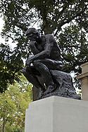 UNITED STATES-PHILADELPHIA-Rodin Museum. PHOTO: GERRIT DE HEUS.VERENIGDE STATEN-PHILADELPHIA-Rodin Museum. COPYRIGHT GERRIT DE HEUS
