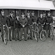 NLD/Soest/19950206 - Installatie nieuwe politisurveillanten Politie Soest