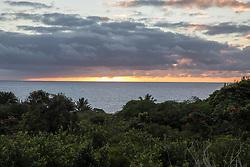 Morning View Of Ocean From Hana