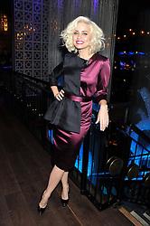 KIMBERLY WYATT at the ZEO 'Just January' Party held at the Buddha Bar, 145 Knightsbridge, London SW1 on 31st January 2013.