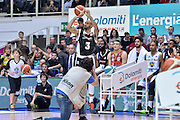 DESCRIZIONE : Trento Beko All Star Game 2016 Dolomiti Energia Three Point Contest<br /> GIOCATORE : David Logan<br /> CATEGORIA : Tiro Tre Punti Three Point<br /> SQUADRA : Dinamo Banco di Sardegna Sassari<br /> EVENTO : Beko All Star Game 2016<br /> GARA : Dolomiti Energia Three Point Contest<br /> DATA : 10/01/2016<br /> SPORT : Pallacanestro <br /> AUTORE : Agenzia Ciamillo-Castoria/L.Canu