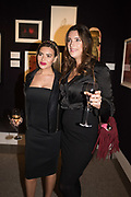 MEGAN BARRA-HANSON, EMILY RAINBOW, `preview evening  in support of The Eve Appeal, a charity dedicated to protecting women from gynaecological cancers. Bonhams Knightsbridge, Montpelier St. London. 29 April 2019