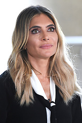 Ayda Field attending the X Factor photocall held at Somerset House, London. Photo credit should read: Doug Peters/EMPICS