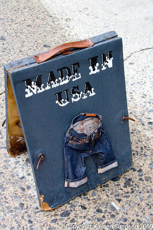 The Jean Shop