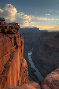 Sunrise at the north rim of the Grand Canyon at Toroweap. Missoula Photographer