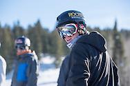 Torstein Horgmo during Snowboard Slopestyle Practice during 2015 X Games Aspen at Buttermilk Mountain in Aspen, CO. ©Brett Wilhelm/ESPN
