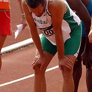 Arenagames 2004, 110 meter horden heren, Favaro Devis