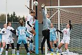 South Burlington vs. Champlain Valley Girls Soccer 10/29/16