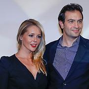NLD/Amsterdam/20121210 - Persviewing Divorce, Chantal Janzen, Jeroen Spitzenberger