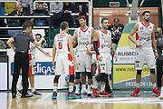 Achille Polonara<br /> Sidigas Scandone Avellino - Grissin Bon Pallacanestro Reggio Emilia<br /> Lega Basket Serie A 2016/2017<br /> Avellino 13/11/2016<br /> Foto Ciamillo-Castoria