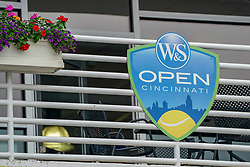 August 15, 2018 - Mason, Ohio, USA - The Champions Balcony at the Western and Southern Open at the Lindner Family Tennis Center, Mason, Oh. (Credit Image: © Scott Stuart via ZUMA Wire)
