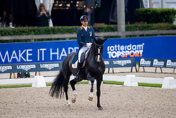 Gal Edward, NED, Glock's Total US<br /> CHIO Rotterdam 2021<br /> © Hippo Foto - Dirk Caremans<br />  03/07/2021
