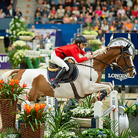Round 3a - Jumping - 2019 FEI World Cup Finals Gothenburg