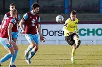 Elliot Newby. Weymouth FC 1-0 Stockport CountyFC. Vanarama National League. Bob Lucas Stadium. 6.3.21