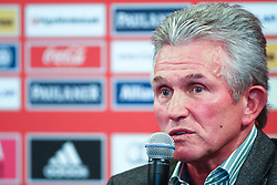 02.07.2011, Allianz Arena, Muenchen, GER, 1.FBL, FC Bayern Muenchen Saisoneroeffnung , im Bild Jupp Heynckes (Trainer Bayern)  , EXPA Pictures © 2011, PhotoCredit: EXPA/ nph/  Straubmeier       ****** out of GER / CRO  / BEL ******