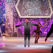 NLD/Hilversum/20130101 - 1e Liveshow Sterren dansen op het IJs 2013, Gerard Joling