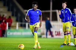 Rollin Menayese - Mandatory by-line: Ryan Hiscott/JMP - 13/11/2018 - FOOTBALL - St James Park - Exeter, England - Exeter City v Bristol Rovers - Checkatrade Trophy