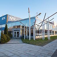 NRK Sørlandets lokaler på Tangen i Kristiansand.