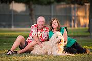 Marsha Grilli poses for her portrait in Milpitas, California, on August 25, 2014. (Stan Olszewski/SOSKIphoto)