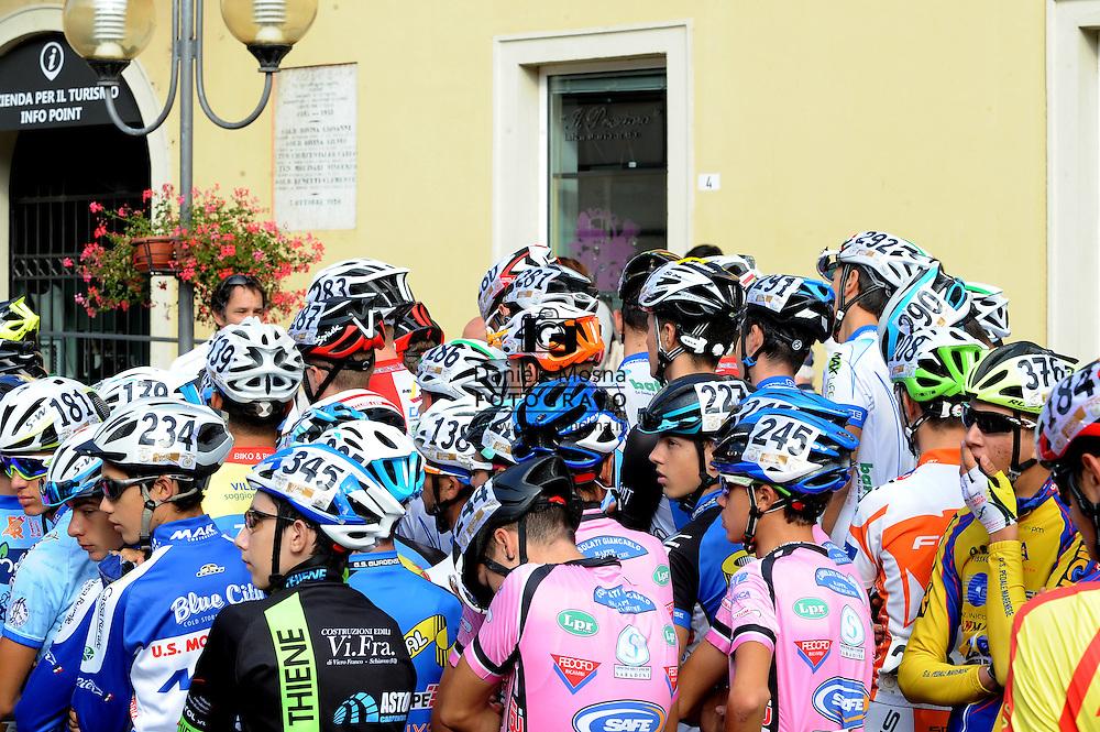 Ciclismo giovanile, 49A Coppa d'oro,<br /> Borgo Valsugana 11 settembre 2016 © foto Remo Mosna