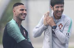 May 23, 2018 - Na - Oeiras, 22/05/2018 - Ricardo Quaresma durante o primeiro treino da selecção nacional de preparação do Mundial FIFA de futebol Russia2018, esta tarde na Cidade do Futebol. (Credit Image: © Atlantico Press via ZUMA Wire)