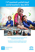 World Teachers' Day, Jordan-for UNRWA