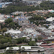 ORLANDO, FL - MARCH 23:  Walt Disney World remains closed to the public due to the Coronavirus threat on March 23, 2020 in Orlando, Florida. The United States has surpassed 43,000 confirmed cases of the Coronavirus (COVID-19) and the death toll climbed to at least 514. (Photo by Alex Menendez/Getty Images)
