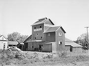 6726. Bethany Feed Mill at Bethany, Oregon. August 20, 1946.