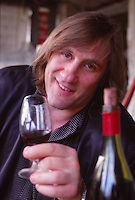 Gerard Depardieu - 1983 - wine maker
