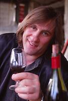 Gerard Depardieu - 1983 - wine maker