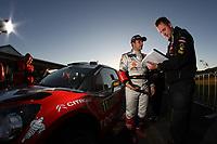 MOTORSPORT - WORLD RALLY CHAMPIONSHIP 2011 - AUSTRALIA RALLY - COFFS HARBOUR (AUS) - 8 TO 11/09/2011 - PHOTO: BASTIEN BAUDIN / DPPI - <br /> SOLBERG PETTER (NOR) - CITROËN DS 3 WRC - PETTER SOLBERG WRT - AMBIANCE PORTRAIT