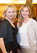 Paula McDonald, Gorta Self Help Africa Shop and Aoife Browne Clybaun at the Gorta Self Help Africa Annual Ball at the Galway Bay Hotel, Salthill Galway.<br /> Photo:Andrew Downes, xposure.