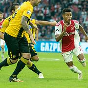NLD/Amsterdam/20180919 - Ajax - AEK, nr 7 David Neres