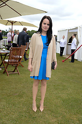 Singer DUFFY at the 2013 Cartier Queens Cup Polo at Guards Polo Club, Berkshire on 16th June 2013.