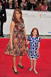 © licensed to London News Pictures. London, UK  22/05/11 Catherine Tate attends the BAFTA Television Awards at The Grosvenor Hotel in London . Please see special instructions for usage rates. Photo credit should read AlanRoxborough/LNP