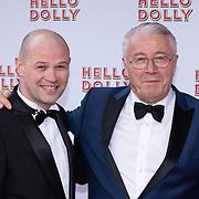 NLD/Rotterdam/20200308 - Hello Dolly premiere , Barry Stevens en ..........