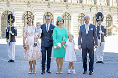 Stockholm: Crown Princess Victoria celebrates her 40th birthday - 14 July 2017